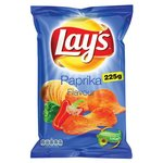Lays Chips paprika.