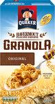 Quaker granola original