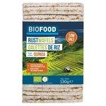 Rijstwafels quinoa