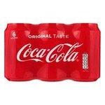 Coca cola 6blik