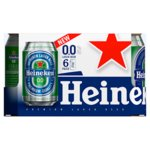 Heineken 0.0 blik 6-pack