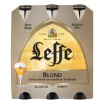 Leffe blond 6 fles