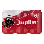 Jupiler bier 6 pack