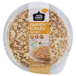 Daily Chef Pannenkoeken naturel 8 stuks