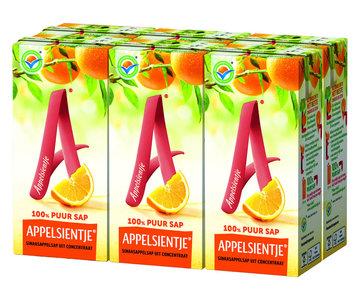 Appelsientje mini`s